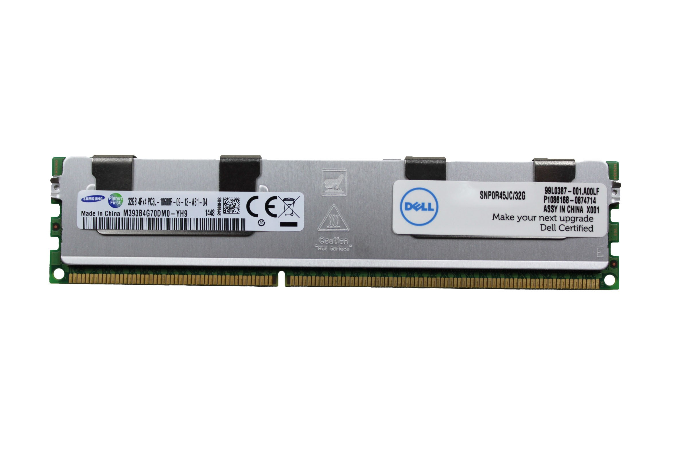 DELL 32GB 4RX4 PC3L-10600R